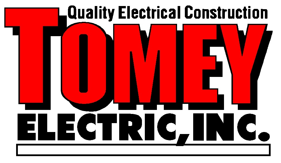 Tomey Electric logo