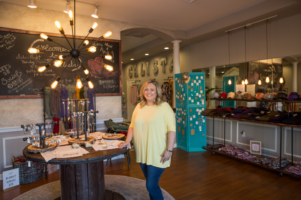 Calista Boutique with Amy