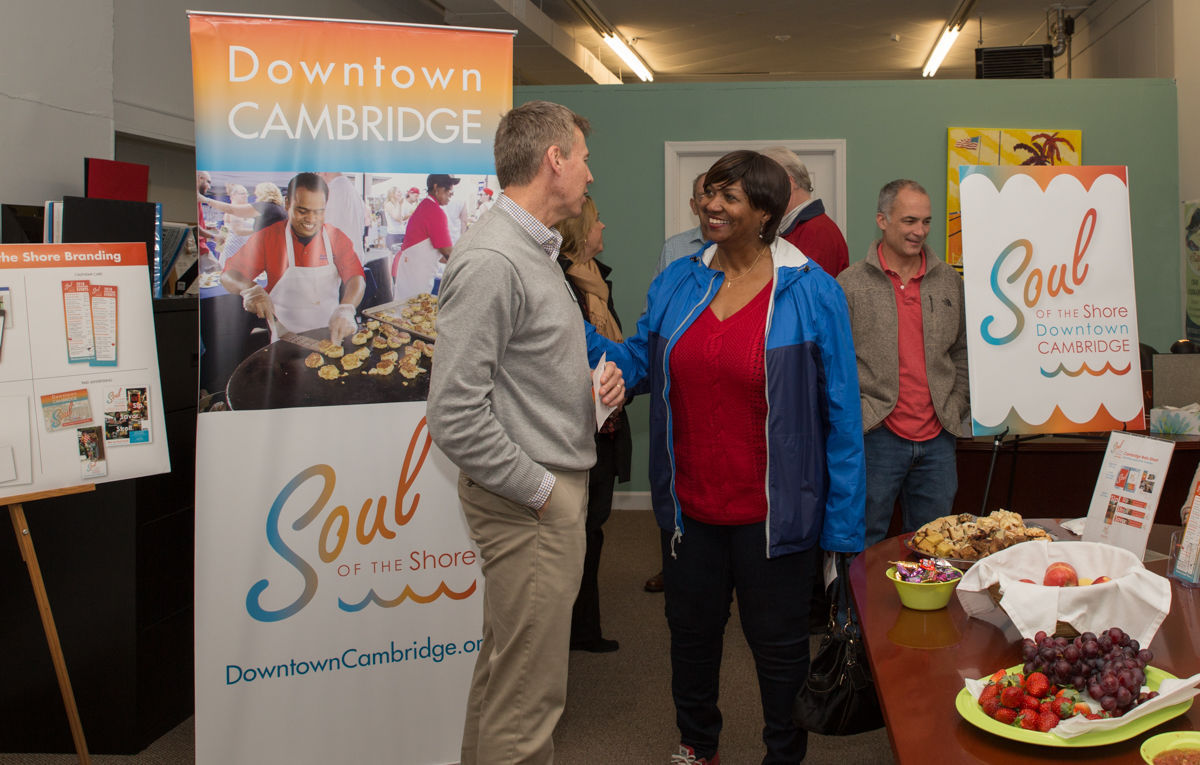 """Downtown Cambridge Launches """"Soul of the Shore"""""""