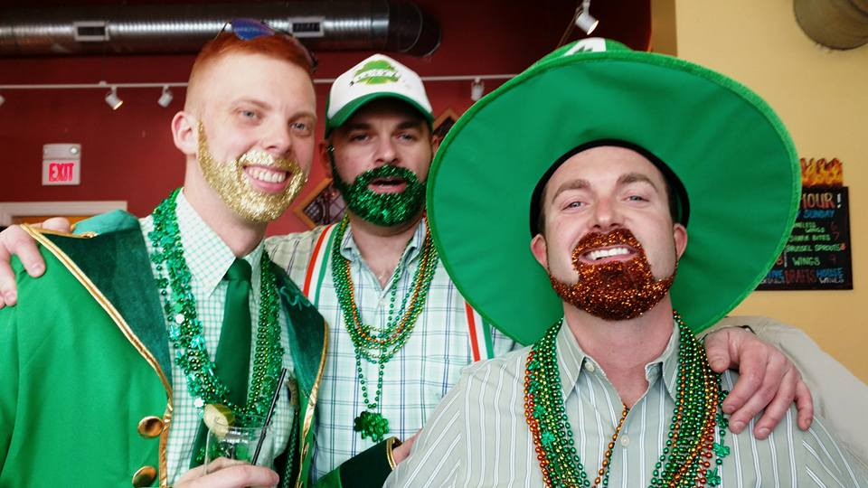 Shamrock Pub Crawl
