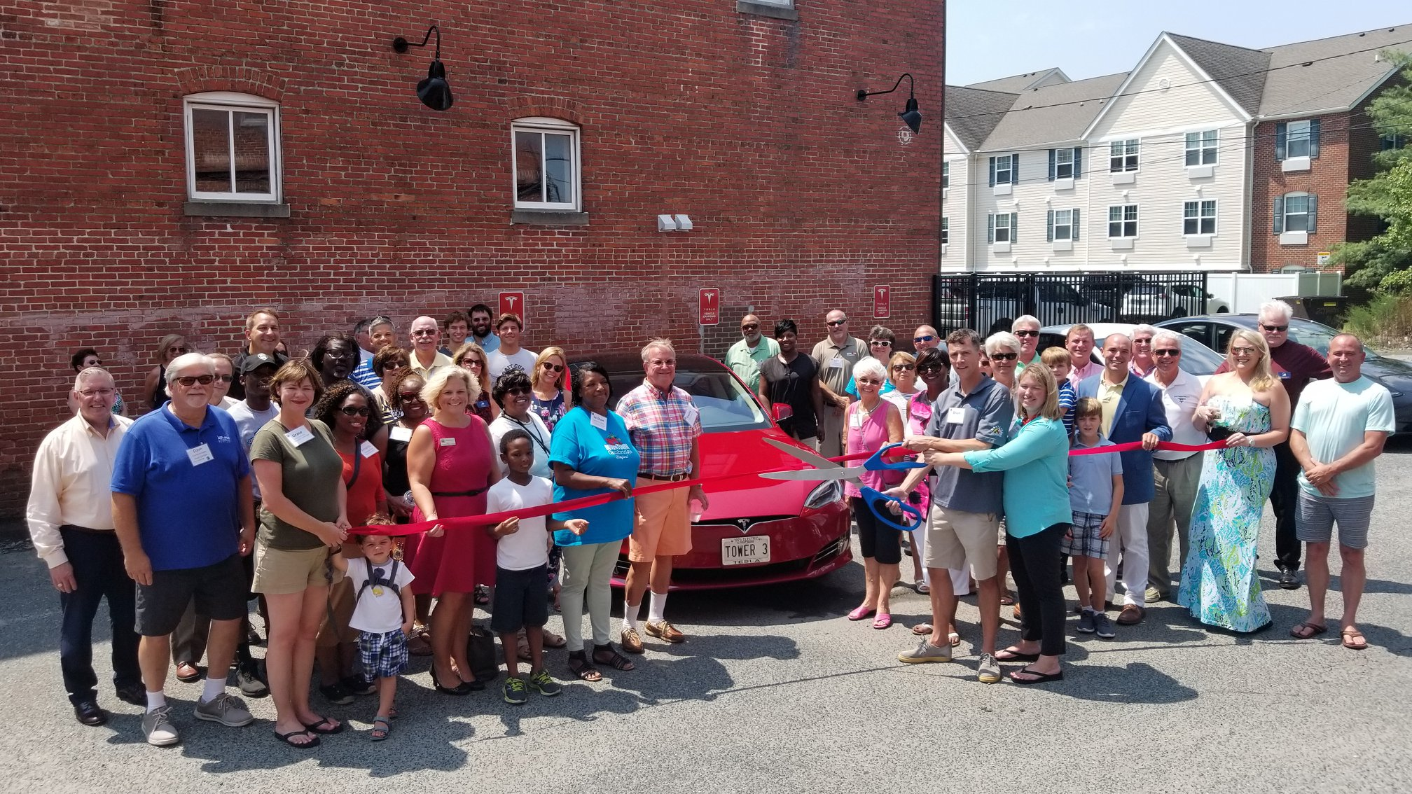 Electric Vehicles Launched in Downtown