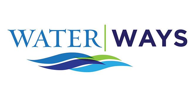 Water / Ways Traveling exhibit