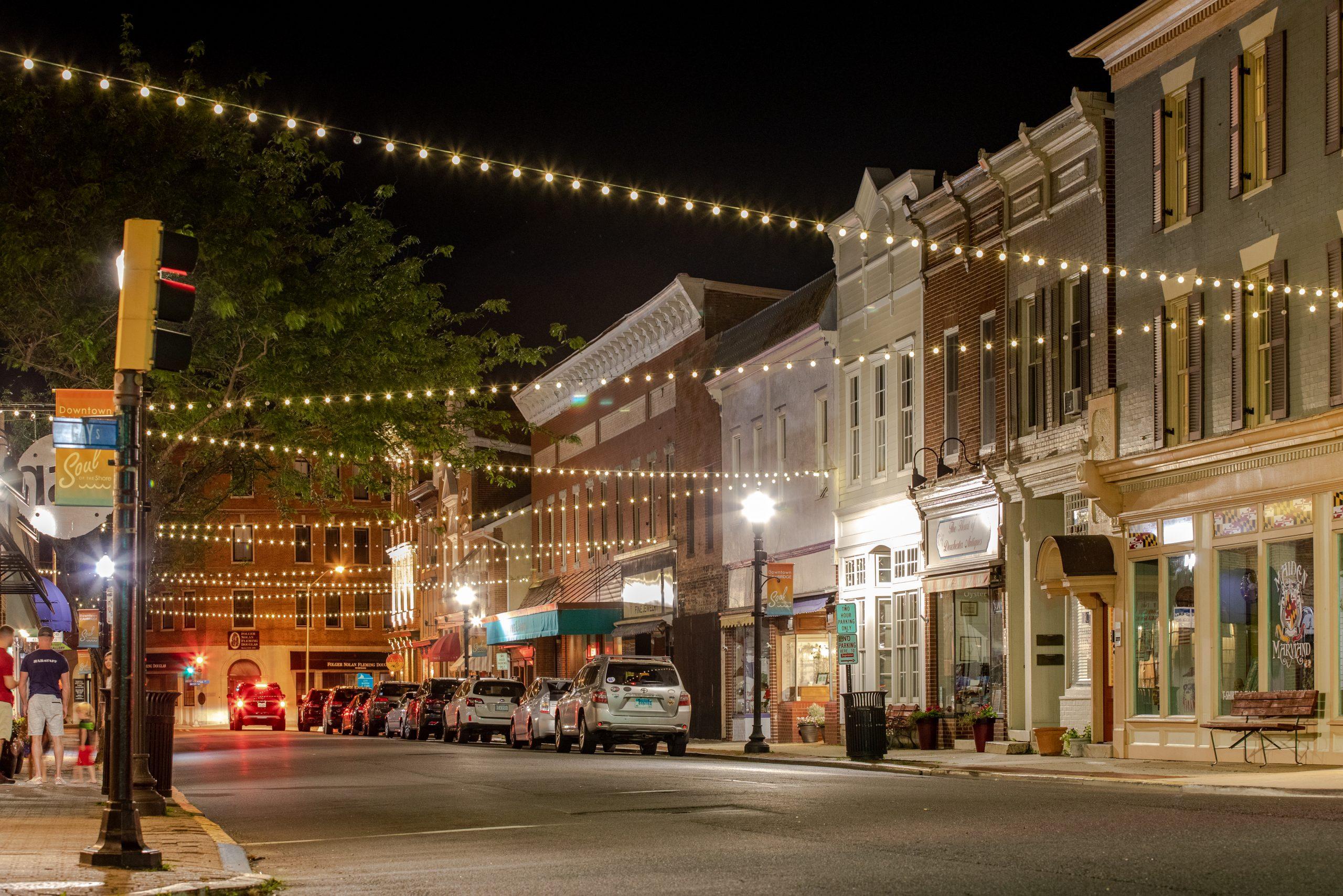 Addressing coronavirus and downtown businesses